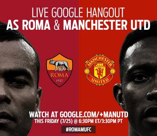 Рома-Манчестер Юнайтед