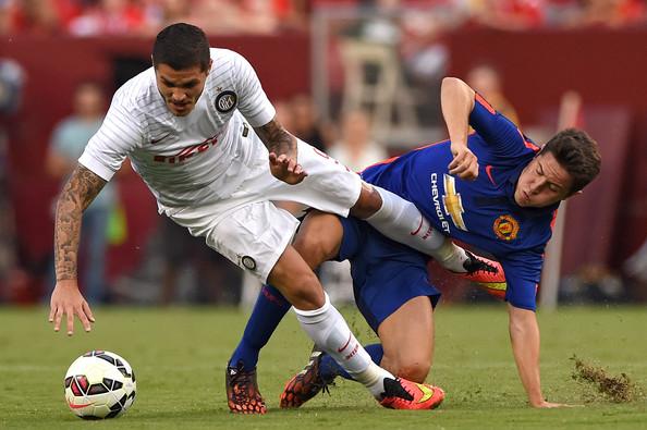 Ander+Herrera+FC+Internazionale+v+Manchester+kivxrQZYODKl