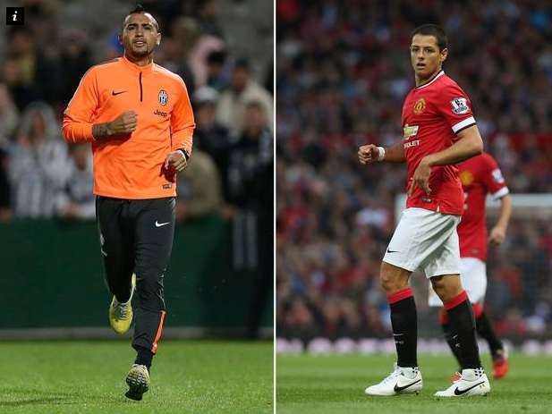 Arturo Vidal to Manchester United_ Javier Hernandez could be used in swap deal for Vidal as agent confirms there'll be 'news soon' - Transfers - Football - The Independent - Google Chrome 2014-08-14 17.10.02
