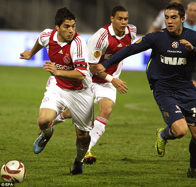 1412798294066_Image_galleryImage_Luis_Suarez_of_Ajax_Amste