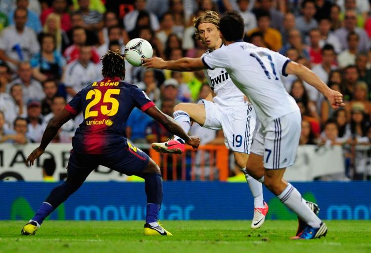 Luca+Modric+Real+Madrid+v+Barcelona+Supercopa+tVK-0Uy1cc5x