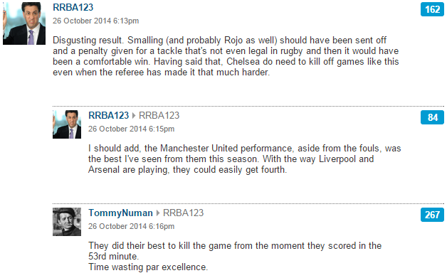 Manchester United 1-1 Chelsea _ Premier League match report _ Football _ The Guardian - Google Chrome 2014-10-27 14.22.34