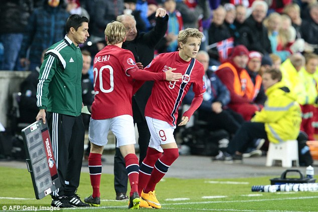 Norway_s_youngest_player_