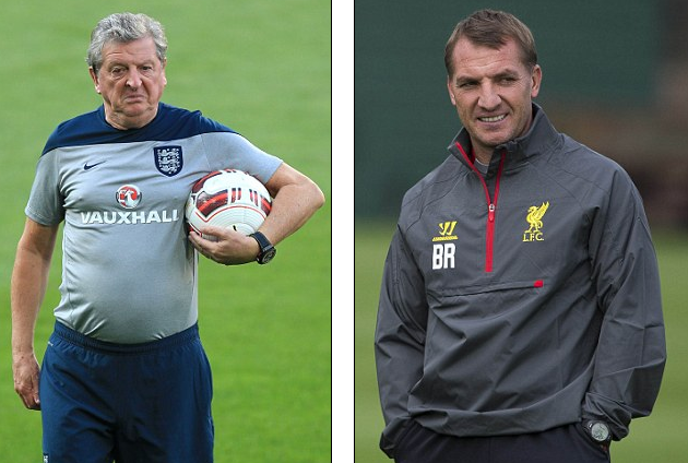 Roy Hodgson to hold talks with Liverpool boss Brendan Rodgers over Raheem Sterling's fitness _ Daily Mail Online - Google Chrome 2014-10-14 15.23.22