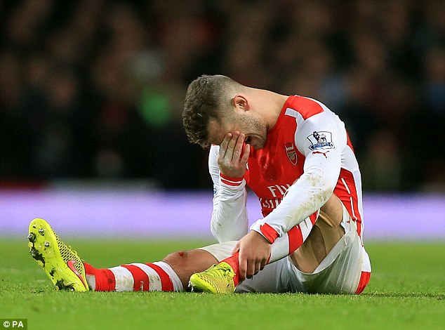 237E09A800000578-0-Jack_Wilshere_could_be_out_for_up_to_four_months_after_damaging_-21_1416955692733