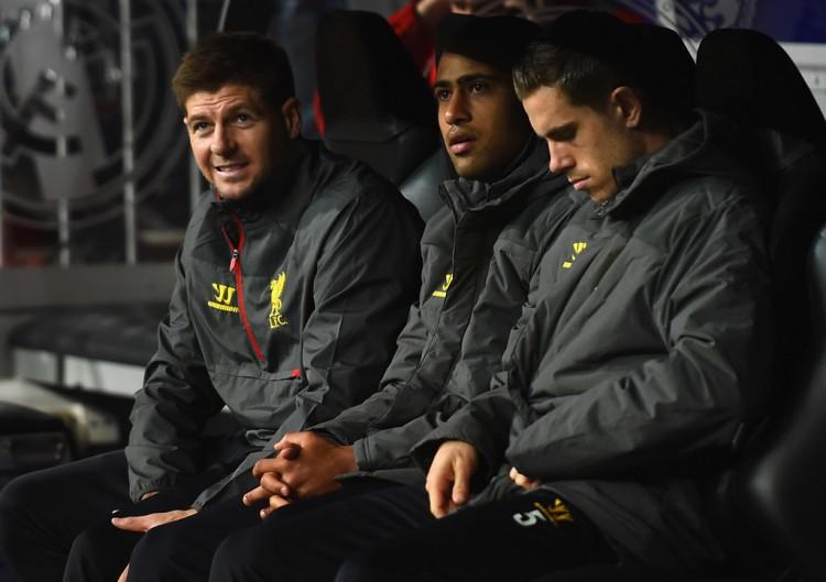 Steven+Gerrard+Real+Madrid+CF+v+Liverpool+tlafO8DVro6x