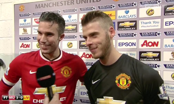 Manchester United 3-0 Liverpool - David de Gea & Robin van Persie Post Match Interview - YouTube - Google Chrome 2014-12-14 19.35.14