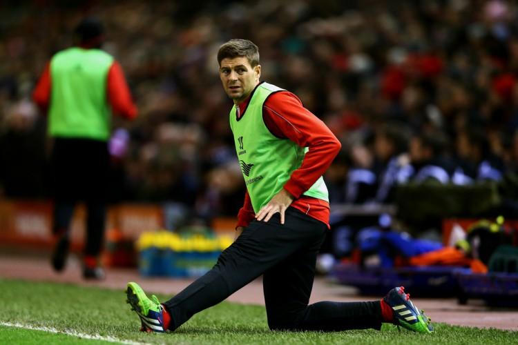Steven+Gerrard+Liverpool+v+Swansea+City+Premier+iVmY8-_T2r3x