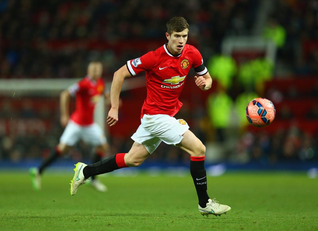 Paddy+McNair+Manchester+United+v+Cambridge+eh7skPW9zBCx