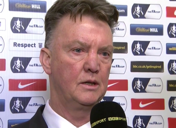 Preston 1-3 Manchester United - Louis van Gaal Post Match Interview - YouTube - Google Chrome 2015-02-17 01.52.50