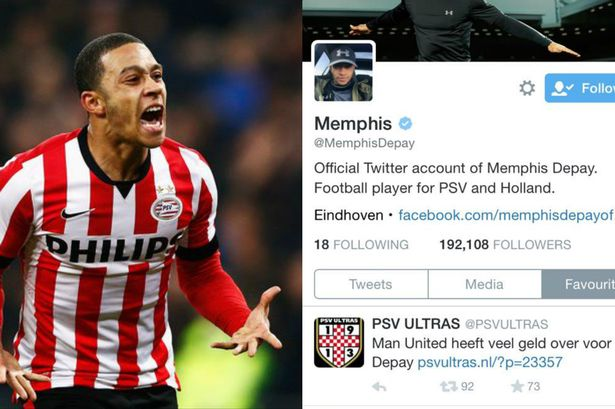 depay-with-tweet