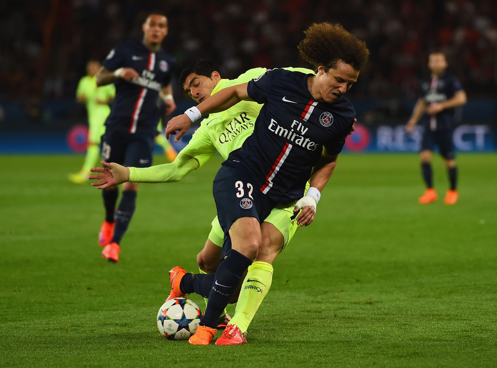 David+Luiz+Paris+Saint+Germain+v+FC+Barcelona+Hz701e8gU5Ex