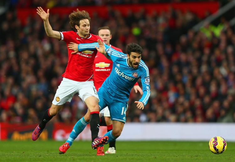Daley+Blind+Manchester+United+v+Sunderland+oUDIAxl2L2bx