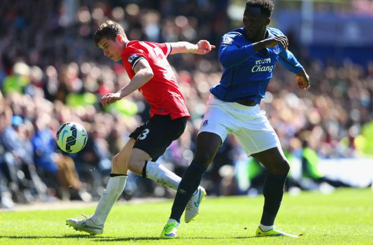 Paddy+McNair+Everton+v+Manchester+United+Premier+Q25tL8P7venx