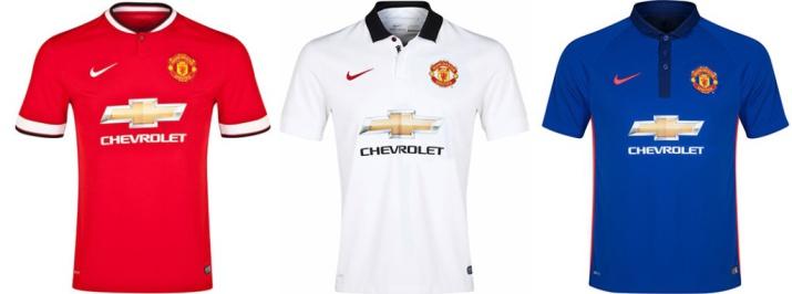 Последний сезон, когда форму «Манчестера» делает компания Nike. Логотип Aon меняется на логотип Chevrolet, что вызывает недовольство фанатов из-за его больших размеров. На внутренней стороне спинки размещен слоган «Молодость. Храбрость. Величие», отражающий основные ценности клуба.