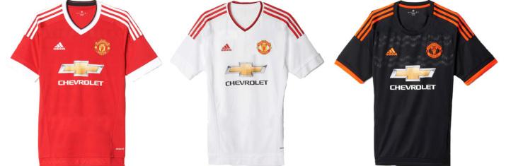 Спустя почти четверть века «Юнайтед» и компания Adidas вернулись к сотрудничеству, заключив рекордную сделку в мировом футболе. 1 августа состоялась презентация только домашней формы.
