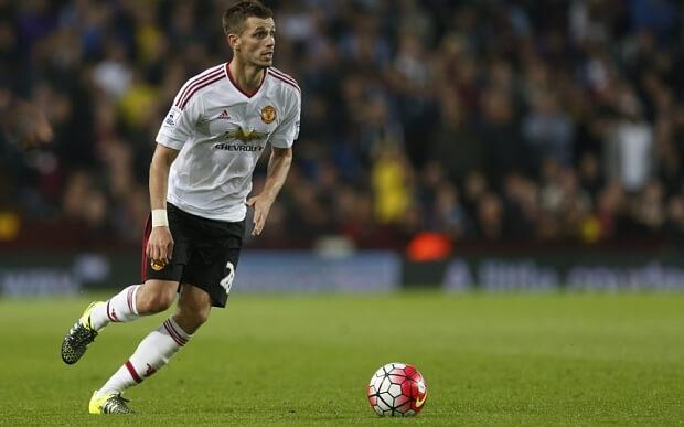 Aston Villa v Manchester United, Barclays Premier League, Villa Park, Birmingham, Britain