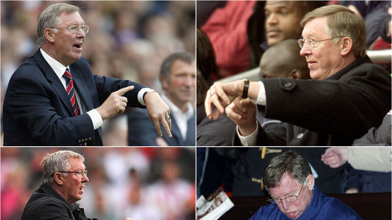 Fergie Time has become a phenomenon in football