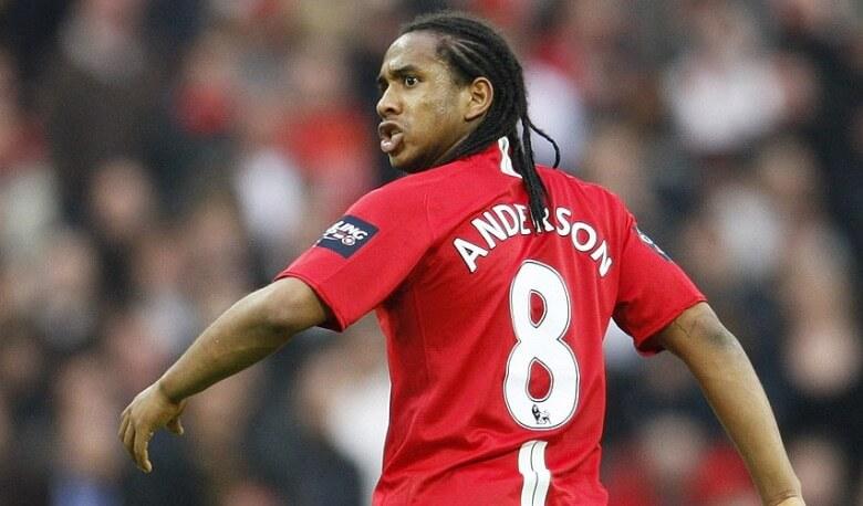 Андерсон.