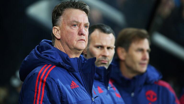 В период пребывания ван Гала в «Манчестер Юнайтед» Гиггз является его ассистентом.