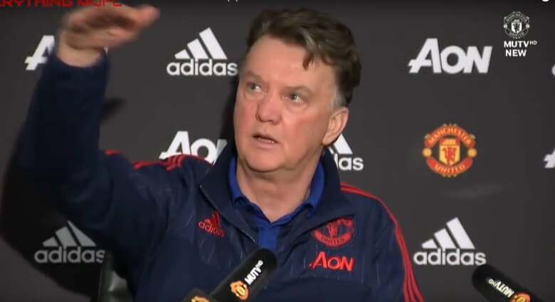 Louis van Gaal Pre Match Presser Manchester United vs Watford (H) - YouTube-02