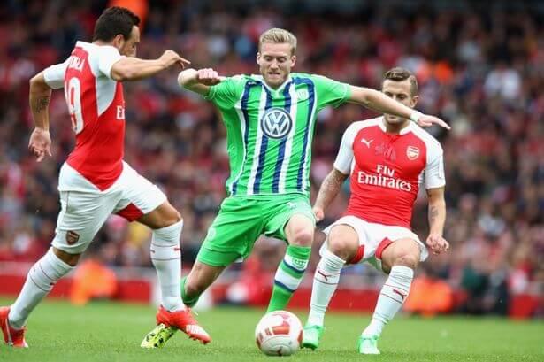 Arsenal-v-VfL-Wolfsburg-Emirates-Cup