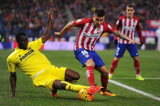 Club-Atletico-de-Madrid-v-Villarreal-CF-La-Liga