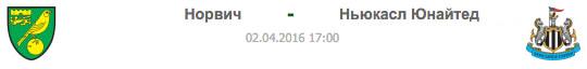 NOR - NEW | Норвич - Ньюкасл Юнайтед | Статистика матча-02