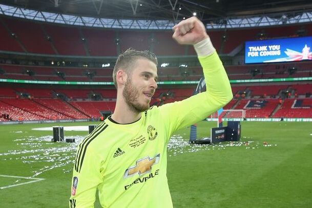 De Gea happy to stay at Manchester United under Mourinho - Manchester Evening News-25