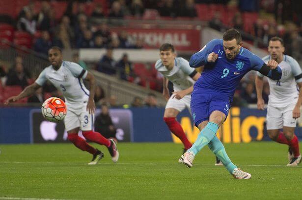 England-v-Holland-International-Friendly