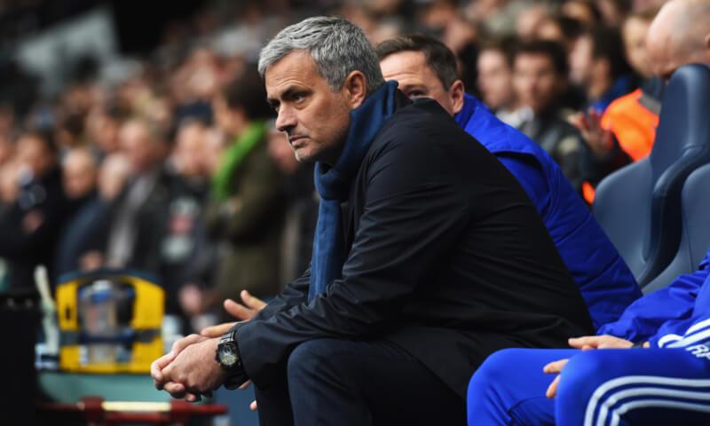 Jose Mourinho Photos - Tottenham Hotspur v Chelsea - Premier League - Zimbio-29