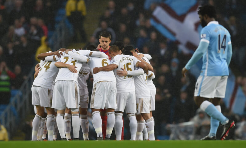 Manchester City v Swansea City - Premier League - Pictures - Zimbio-14