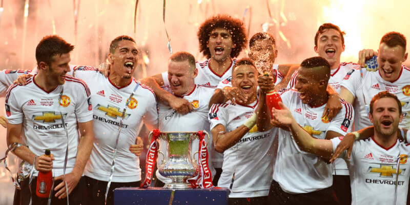 Manchester United v Crystal Palace - The Emirates FA Cup Final - Pictures - Zimbio-22