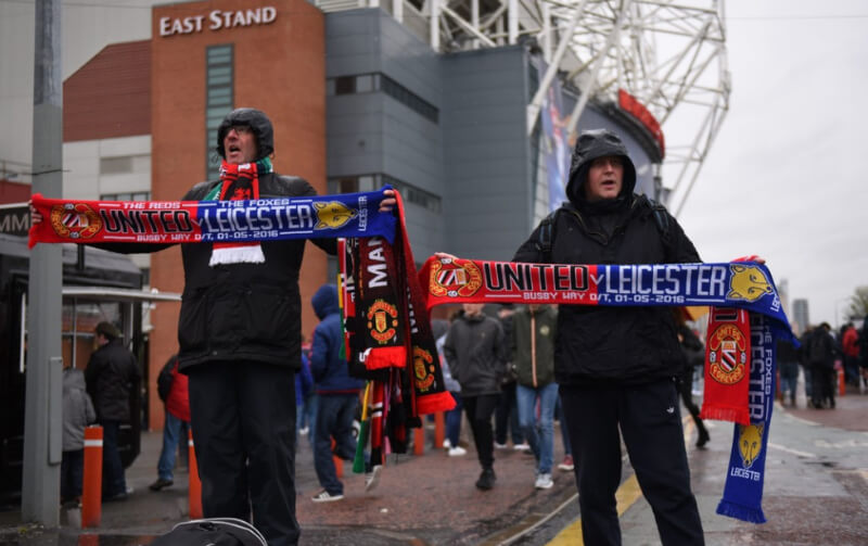 Manchester United v Leicester City - Premier League - Pictures - Zimbio-02