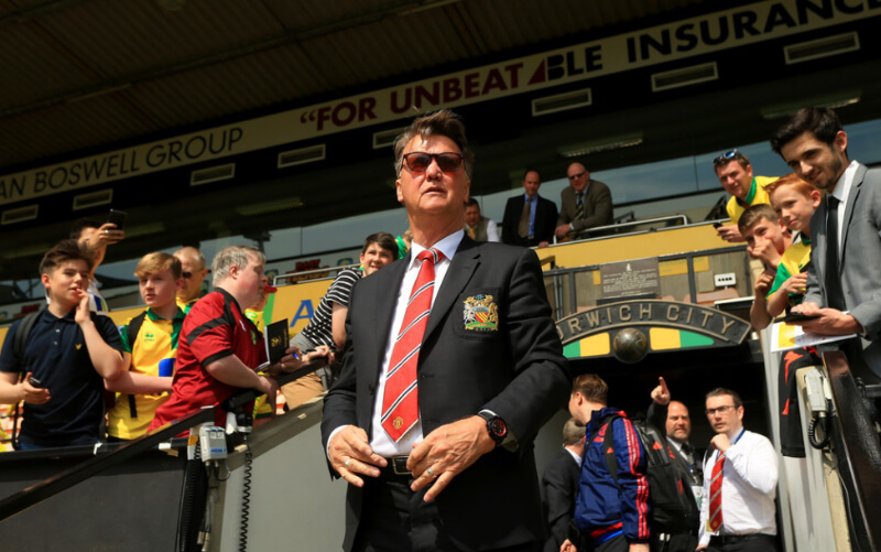 Norwich City v Manchester United - Premier League - Pictures - Zimbio-08