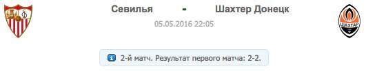 SEV - FCS | Севилья - Шахтер Донецк | Статистика матча-05