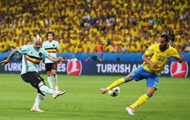 Sweden-v-Belgium