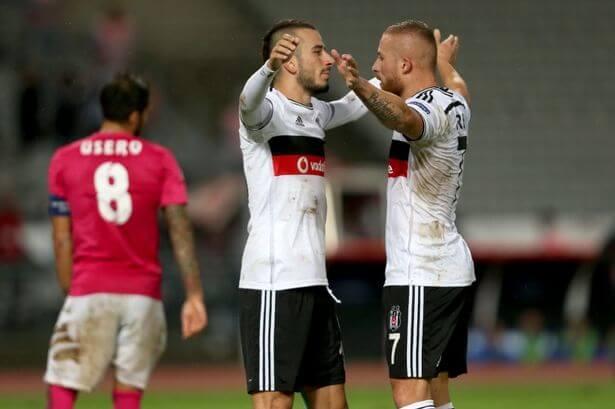 Besiktas-JK-v-Asteras-Tripolis-FC-UEFA-Europa-League