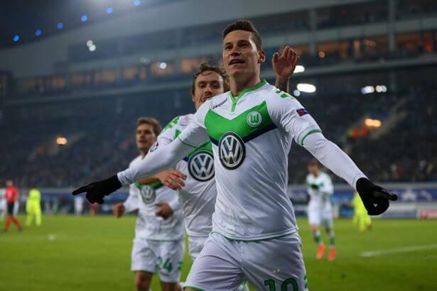 Gent-v-Wolfsburg