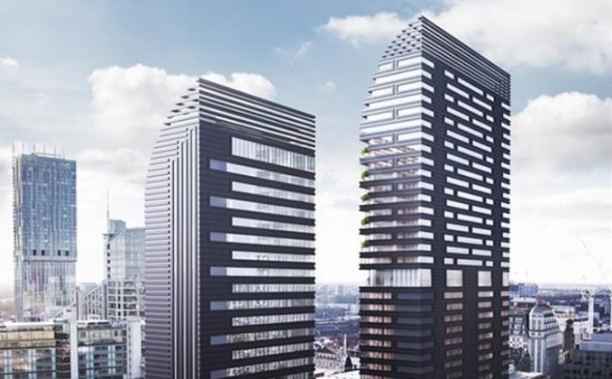 Как будут выглядеть новые башни.