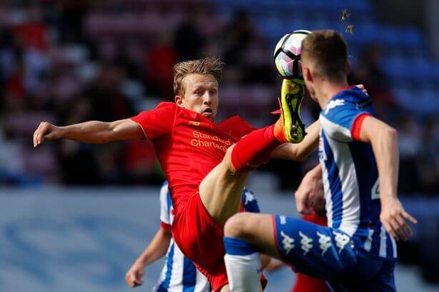 Wigan-Athletic-v-Liverpool-Pre-Season-Friendly