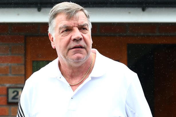 former-england-manager-sam-allardyce-leaves-his-family-home
