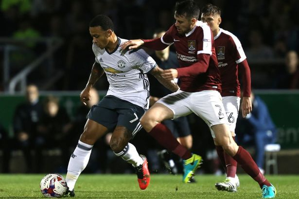 northampton-town-v-manchester-united-efl-cup-third-round