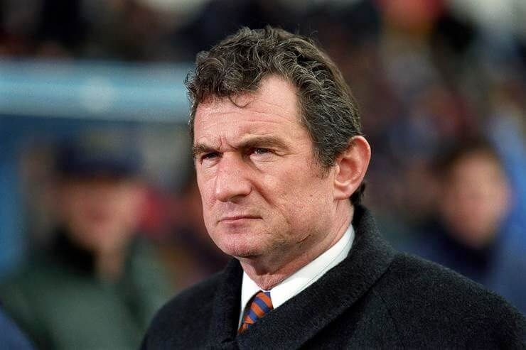 DAVID PLEAT, MANAGER, LUTON TOWN