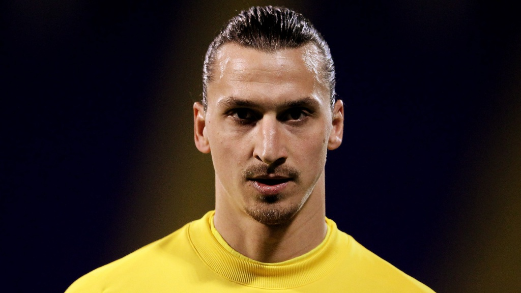 ZAGREB, CROATIA - FEBRUARY 29: Zlatan Ibrahimovic of Sweden prior to the International Friendly between Croatia and Sweden on February 29, 2012 in Zagreb, Croatia. (Photo by Scott Heavey/Getty Images)