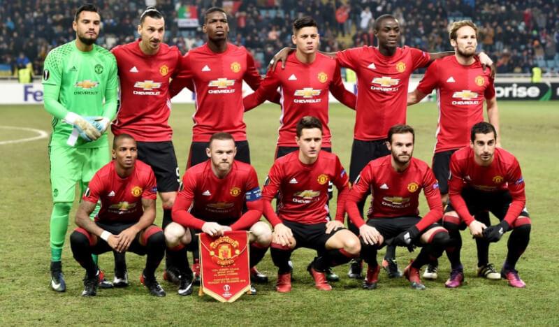 Манчестер юнайтед в этом сезоне