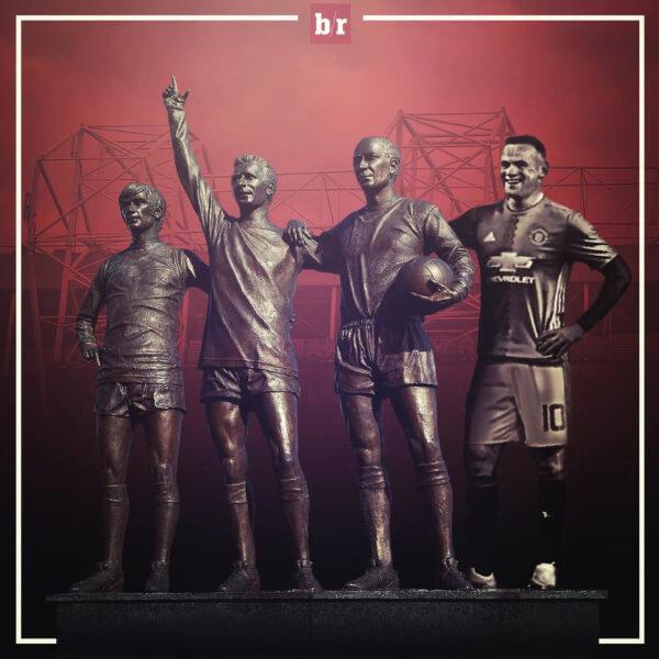Уэйн Руни побил рекорд Бобби Чарльтона почислу голов за«Манчестер Юнайтед»