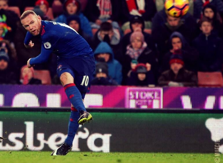 Руни стал лучшим бомбардиром вистории «Манчестер Юнайтед»